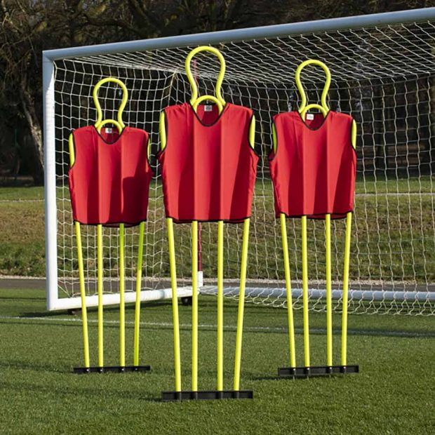 Pep Pro Top flight mannequin x3 with carry bag
