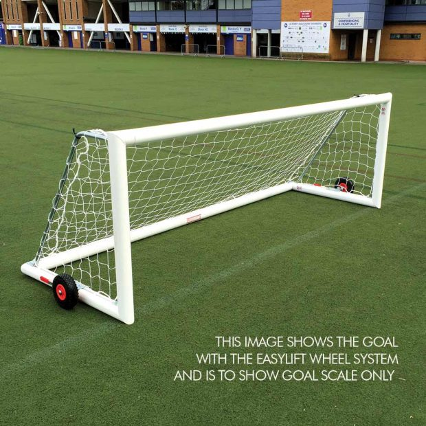 devolift 5 a side football goal