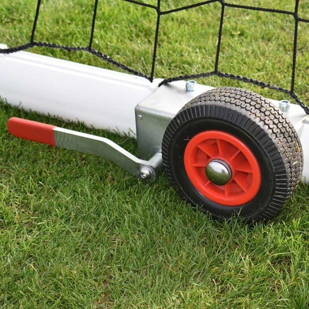 Devolift portable football goal image 3