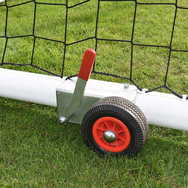 Devolift portable football goal image 4