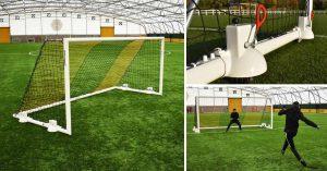 DevoShift Multi-Direction Football Goal at Wolves