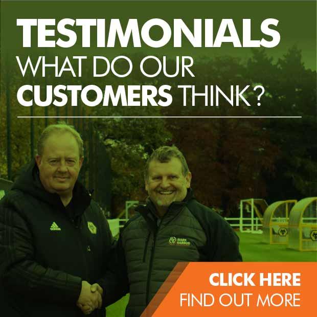Mark Harrod Ltd customer testimonials