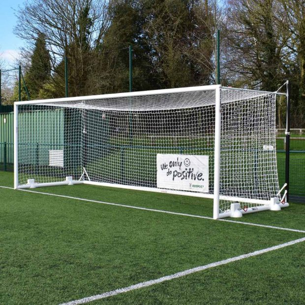 Devoshift Top Flight 24x8 full sized football goal