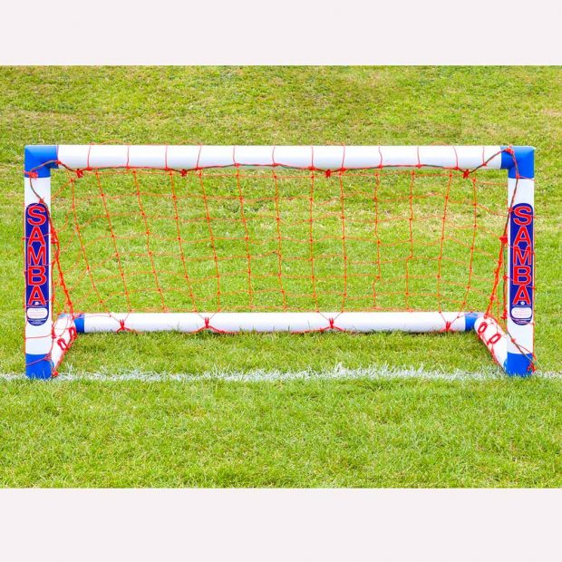 Samba 4x2 target goal