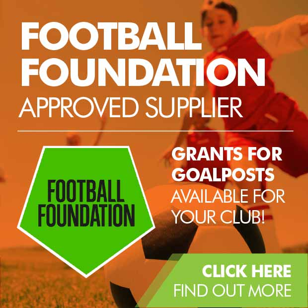 Football Foundation Approved supplier