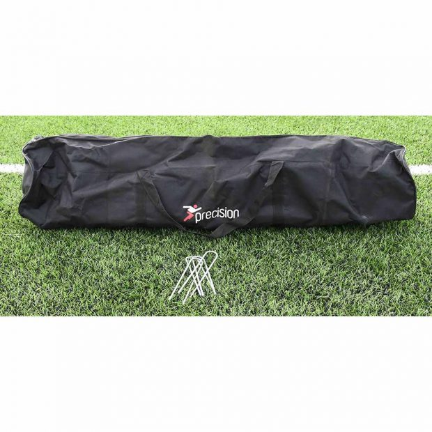 Precision Pro Team Shelter bag and pegs