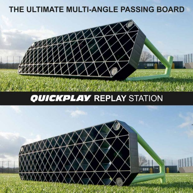 Quickplay Replay Station