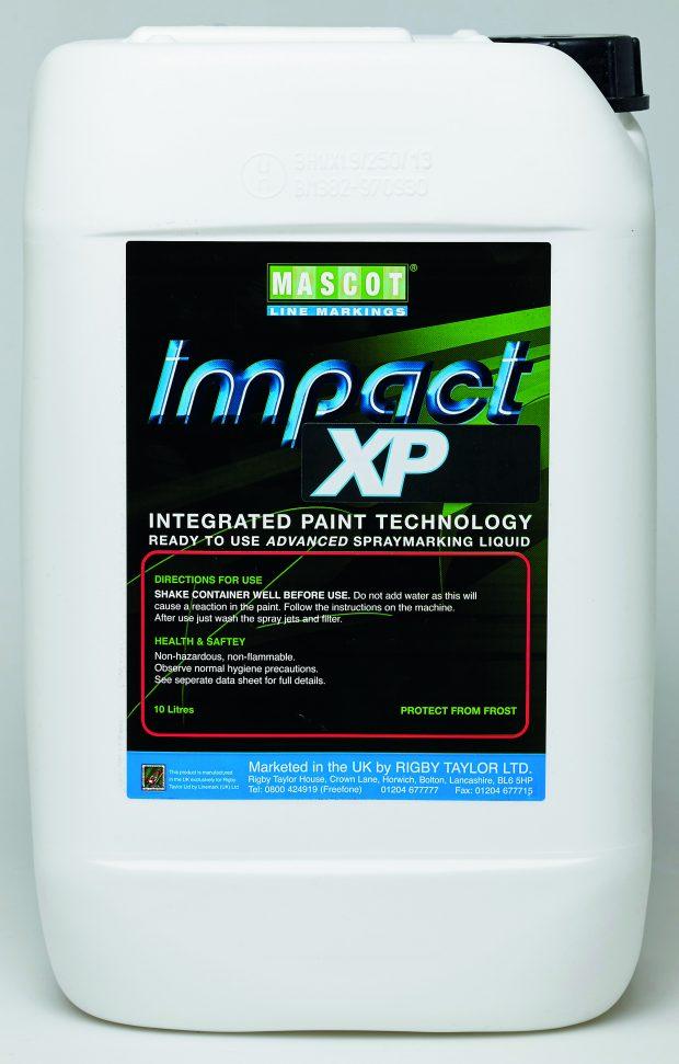 Line Marking Paint Impact XP